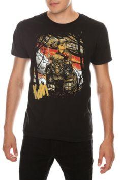 Korn Gorilla Soldier T-Shirt