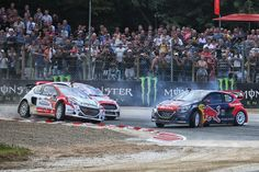 #Peugeot Rally Cross Lohéac  #Peugeot208 #Competition #Race #Car