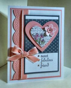 Stamps:  Fabulous Phrases, Petite Petals Paper:  Blushing Bride, Basic Gray, Whisper White Ink:  Basic Gray, Basic Black, markers, dsp Acces...