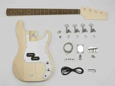 The most popular guitar kits do it yourself ideas are on pinterest guitar kits do it yourself solutioingenieria Gallery