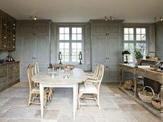 Belgian Kitchen Design