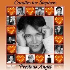 Miss you so much Steo <3 <3 <3