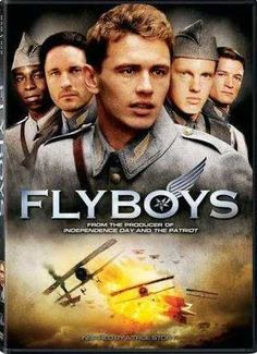 Fly Boys.  This is another book that should be mandatory reading.  Skip the movie and read the book.