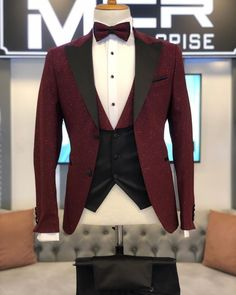 6971268e2d02 8 Best Vest and bow tie images in 2017 | Arches, Boutique bows, Bow