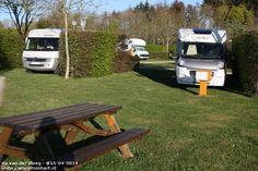 Camping Blot L'Eglise - Camping La Coccinelle - Frankrijk- superleuke camping - goeie voorzieningen campers- Nederlands beheer- 2014