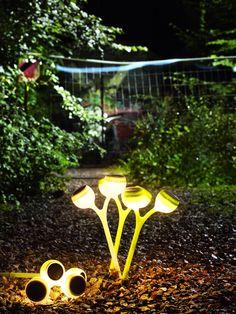 Lampes de jardin solaires sur pinterest lampes solaires clairage solaire - Lampes solaires ikea ...