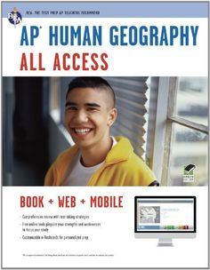 AP Human Geography All Access (Advanced Placement (AP) All Access) by Dr. Christian Sawyer. $12.54. Publication: January 18, 2012. Publisher: Research & Education Association; First edition (January 18, 2012). Series - Advanced Placement (AP) All Access. Save 34%!