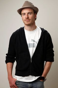 Stole my heart in Jane Eyre and was awesome in X-Men: First Class. Love Michael Fassbender.
