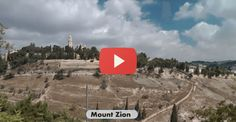 Jerusalem is even more beautiful then you think. 60 Seconds on the Clouds of Jerusalem You Don't Want to Miss