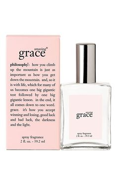 philosophy 'amazing grace' spray fragrance