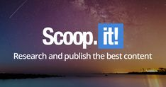 it enables professionals and businesses to research and publish content through its content curation tool. Paypal Money Adder, Whatsapp Plus, Ebooks Pdf, Le Web, Social Marketing, Content Marketing, Enabling, Earn Money Online, Creative Advertising