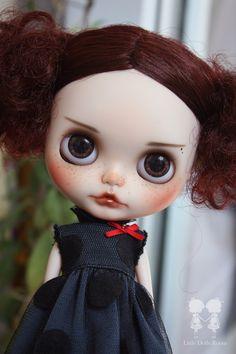 Description. OOAK Custom Blythe Doll for Adoption : Matilda Base model : Neo Blythe Sally Salmagundi RBL+ Custom work♥ Hair: Original Her Hair