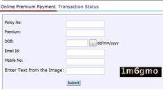 How to pay #licpremiumonline ?