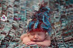 Baby Props Set  Hat AND Large Newborn Photography by BabyBirdz, 165.00 4x4 Hat 36