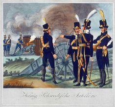 napoleonic swedish artillery