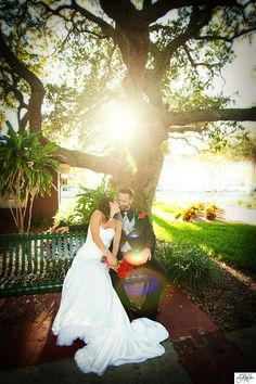Wedding Photography At The Hilton Melbourne Beach Fl And Front Street Civic Center