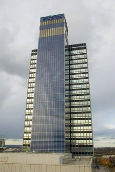 CIS Solar Tower - The solar panel covered skyscraper    Green technology has always fascinated and inspired me. The solar tower of Seville, air-powered cars and now an entire skyscraper covered with solar panels. The office building of Co-operative Insurance (CIS), an insurance company, in Manchester has been transformed into Europe's largest vertical array of solar panels, designed to convert daylight into electricity.