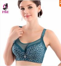 8e1794e861a07 New Women s Underwire Lace Bra Push Up Brassiere 36 38 40 42 44 Cup Size C  D  5