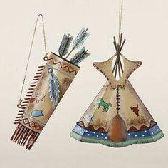 christmas native ornament