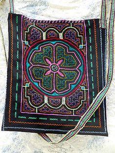 Ayahuasca-inspired-Shipibo-Amazonas-Bolso-de-Hombro-hand-stitched-Wearable-Art-8