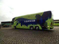 Viação Garcia - Marcopolo