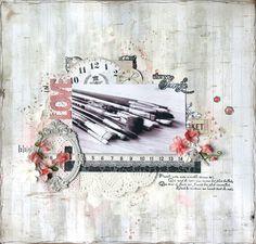 Scrap Made in Touraine: Créative Blog Hop