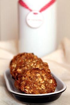 Kuchnia w wersji light: Ciastka owsiane dietetyczne, bez mąki i cukru