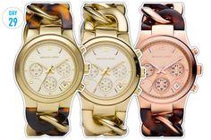 Michael Kors Chronograph watches