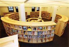 International Library of Children's Literature, Tokyo, Japan | 国際子ども図書館-子どものへや 東京都上野公園 (1/2)