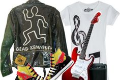 Trendy rock wear  (we wanna rock you with style!!)