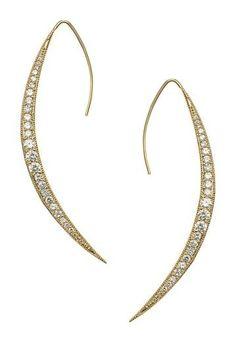 Crescent Earrings super cool