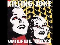 killing joke - sun goes down
