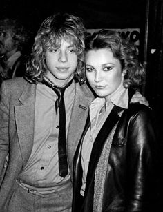 Pop star Leif Garrett, then 17, and Tanya Tucker, then 20, at an Eddie Rabbit-Sondra Locke show Feb. 1, 1979 at Palomino in Los Angeles. Photo: Ron Galella, Getty Images / Ron Galella Collection