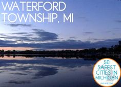 Waterford Township, MI: The 33rd Safest City in Michigan