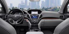 2016 Acura MDX with Advance and Entertainment Packages and Graystone interior | Acura.com