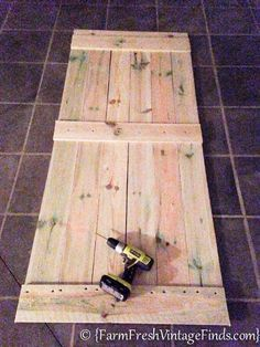 how to build and hang a barn door cheaply closet diy doors how to woodworking projects - June 22 2019 at Do It Yourself Furniture, Do It Yourself Home, Diy Furniture, Bedroom Furniture, Furniture Plans, System Furniture, Furniture Vintage, Industrial Furniture, Vintage Industrial