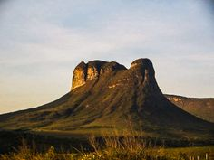 Montanha Morrao - Chapada Diamantina - 1418m - BR