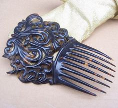Antique hair comb hair pin hair pick Victorian by ElrondsEmporium, $85.00