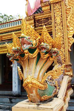 Chedi Chai Mongkol, Thailand