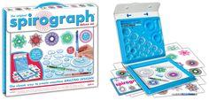 80s Gift Ideas: Spirograph Deluxe Design Set