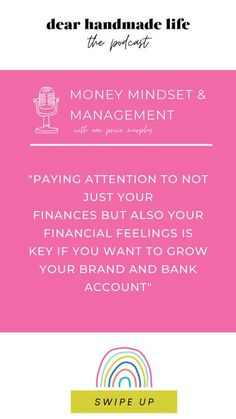 Today on our podcast, I'm chatting with bookkeeper and financial coach Ean of Moxie Bookkeeping about money mindset shifts and financial management techniques and actions we can take right now to improve our relationship with money and our bottom line.