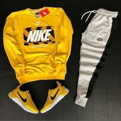 Ohhhhhh if u wear thattt 😭! Just lemme shut up 😂😂😂🌟🌟🙊🙊 Cute Nike Outfits, Dope Outfits For Guys, Swag Outfits Men, Stylish Mens Outfits, Tomboy Outfits, Tomboy Fashion, Sport Outfits, Casual Outfits, Fashion Outfits