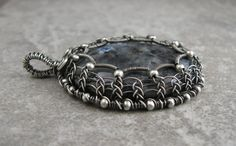Wickwire Jewelry: Week 7-Corpse Bride