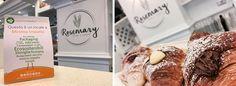 #MinimoImpatto Ora di colazione? A Roma sono tanti i locali a Minimo Impatto. Da pochissimo ha aperto Rosemary - Terra e Sapori. a Via Modena 15. Da scoprire! => http://ift.tt/2kTPyZp