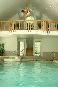 pool in bedroom - Google Search