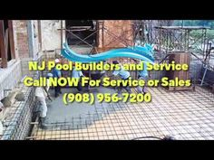 Inground Pools NJ - (908) 956-7200