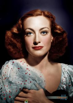 Joan Crawford, Colorizing a 1936 glamour shot by George Hurrell