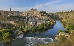 Toledo, Spain by MedievalImago.org