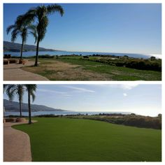 Before and After at Terranea Resort In Los Angeles, CA Golf Green, Golf Courses, Celebrity, Celebs, Famous People