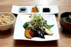 平日限定 一汁三菜たまな食堂 Natural-shift Garden Kitchen